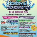 FESTIVAL SITUWANGI 19-20 AGUSTUS 2017